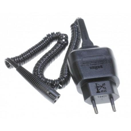 cable con clavija inteligente braun 5210. Black Bedroom Furniture Sets. Home Design Ideas