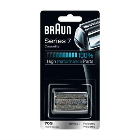Braun Series 7 70S - сетка и режущий блок