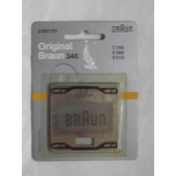 Original Braun 346 Foil