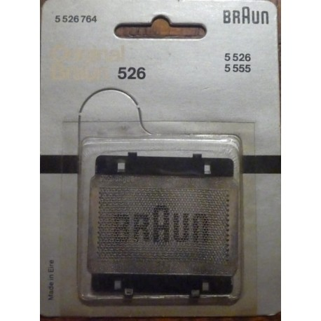 Braun 526 Replacement Foil