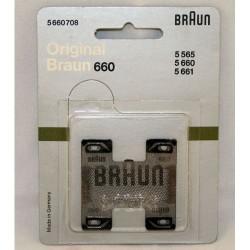 Braun Scherblatt 660
