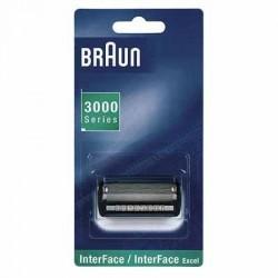 Braun Scherfolie Interface / Excel