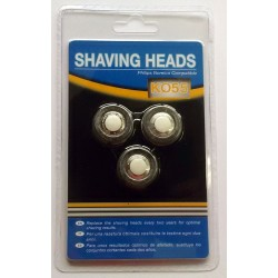 Philips / Norelco HQ55 - X3 Shaving Heads Pack
