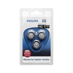 Conjunto de 3 Cabezales Philips HQ177