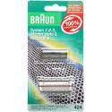 Genuine Braun 424 Foil & Cutter Pack
