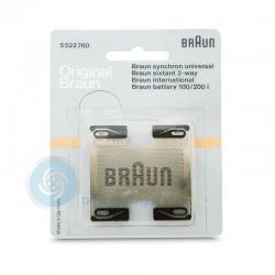 Grille de rasoir Braun 522