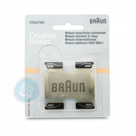 Braun 522 Replacement Foil