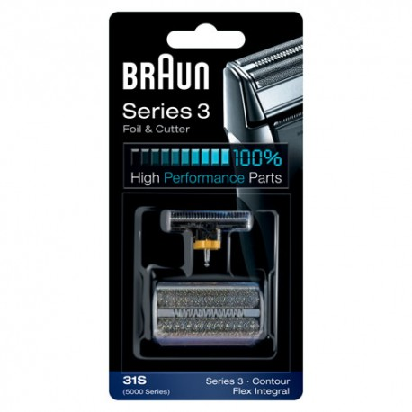 Braun 31S Foil and Cutter Pack