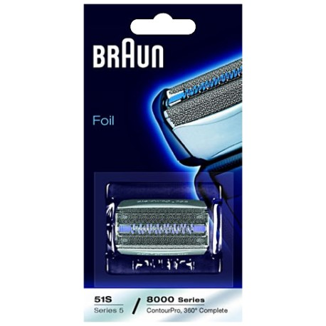 Braun 51S Replacement Foil