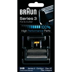 Braun 31B Foil and Cutter