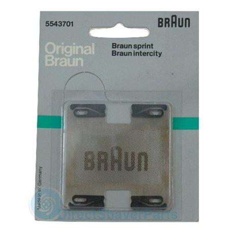 Braun 543 Foil