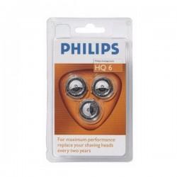 Têtes de rasoir original Philips HQ6 - x3