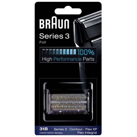 Braun 31B Foil