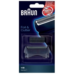 Genuine Braun 11B Series 1 Foil & Cutter Pack