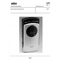Braun 5615 Service Manual