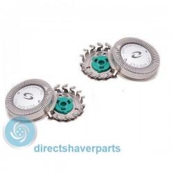 Philips / Norelco HQ54 tête de rasoir - 2 pièces